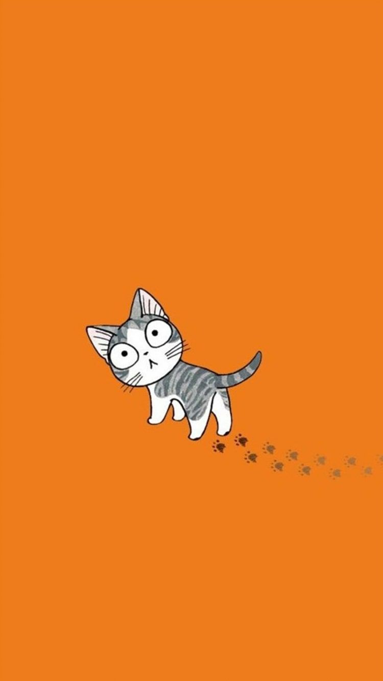 Pin On Mobile Iphone Cat Wallpapers
