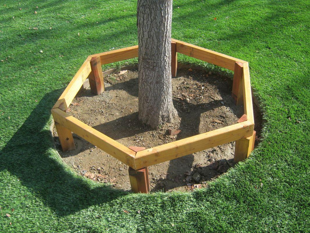 Wrap Around Tree Bench Plans Diy Free Download Pergola Pictures