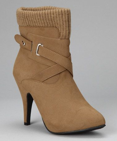 47867f04511 Wild Rose Tan Rana Boot by Blow-Out on  zulily today!