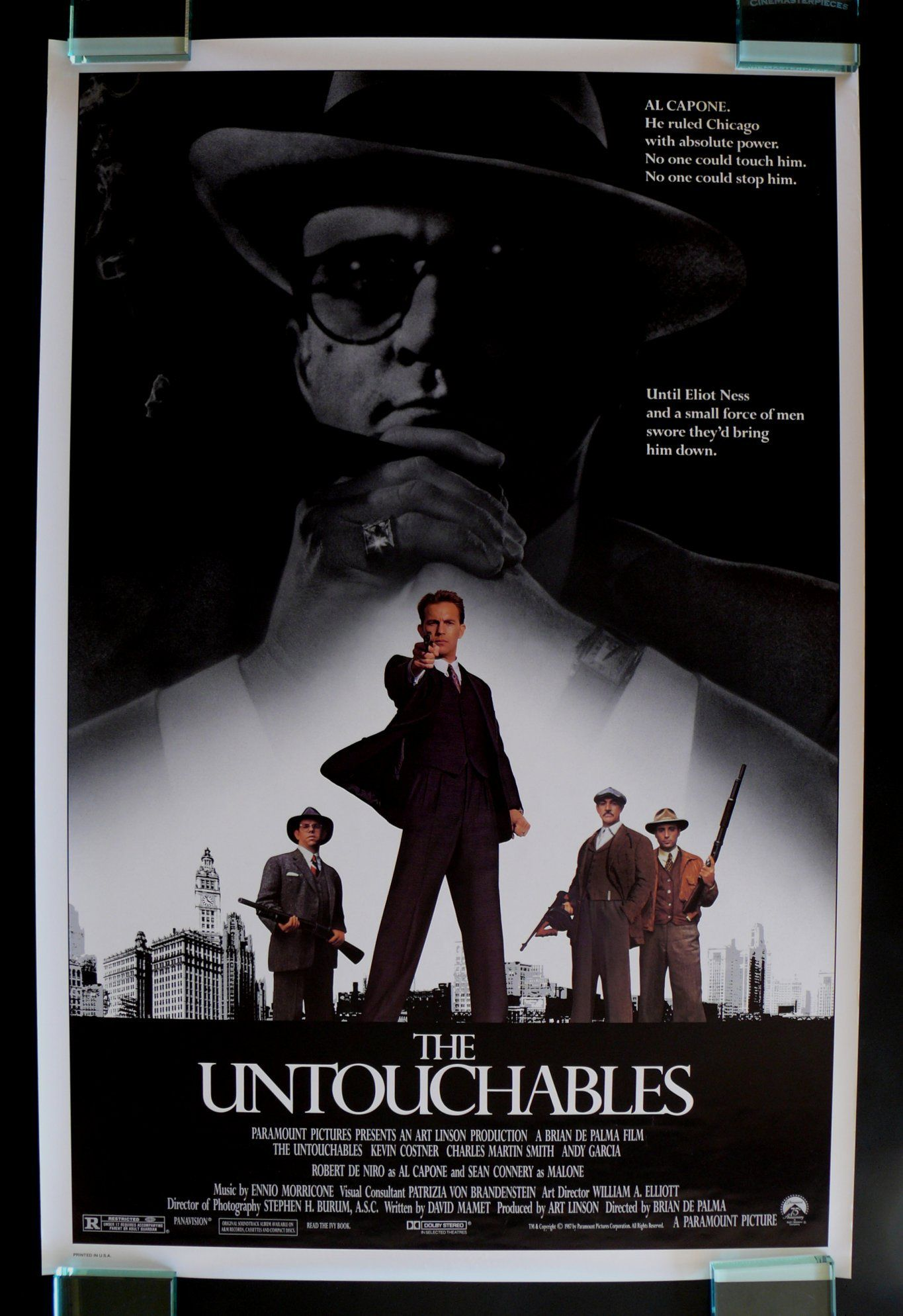 The Untouchables What Do You Think I Think There S Nothing