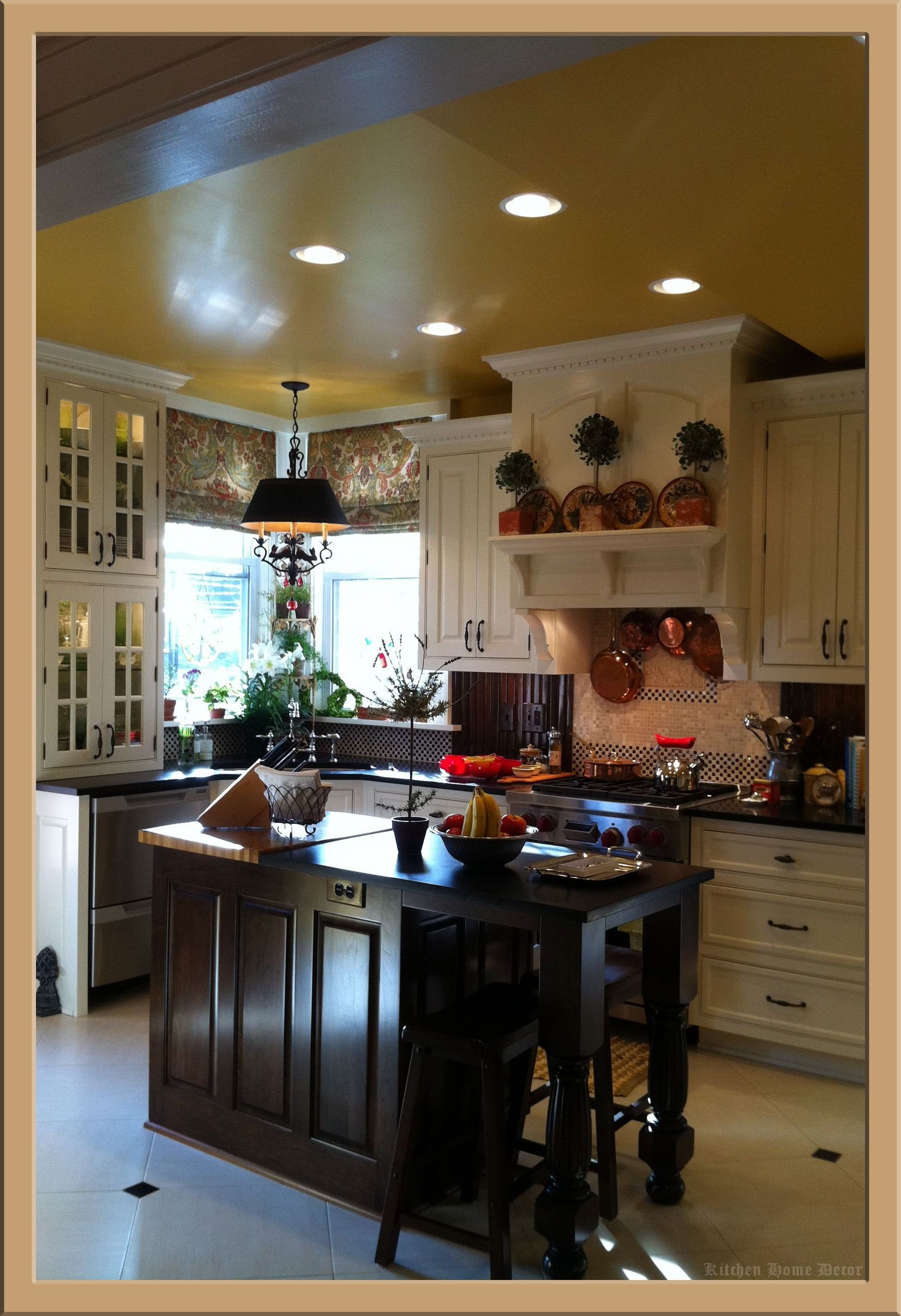 Want To Have A More Appealing Kitchen Decor? Read This!