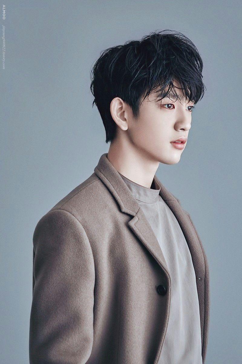 Boy hairstyle list jinyoung got  kpop  pinterest  got