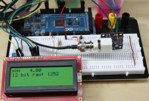 MinipH pH interface - Sparky's Widgets pH sensor, $18   Reef
