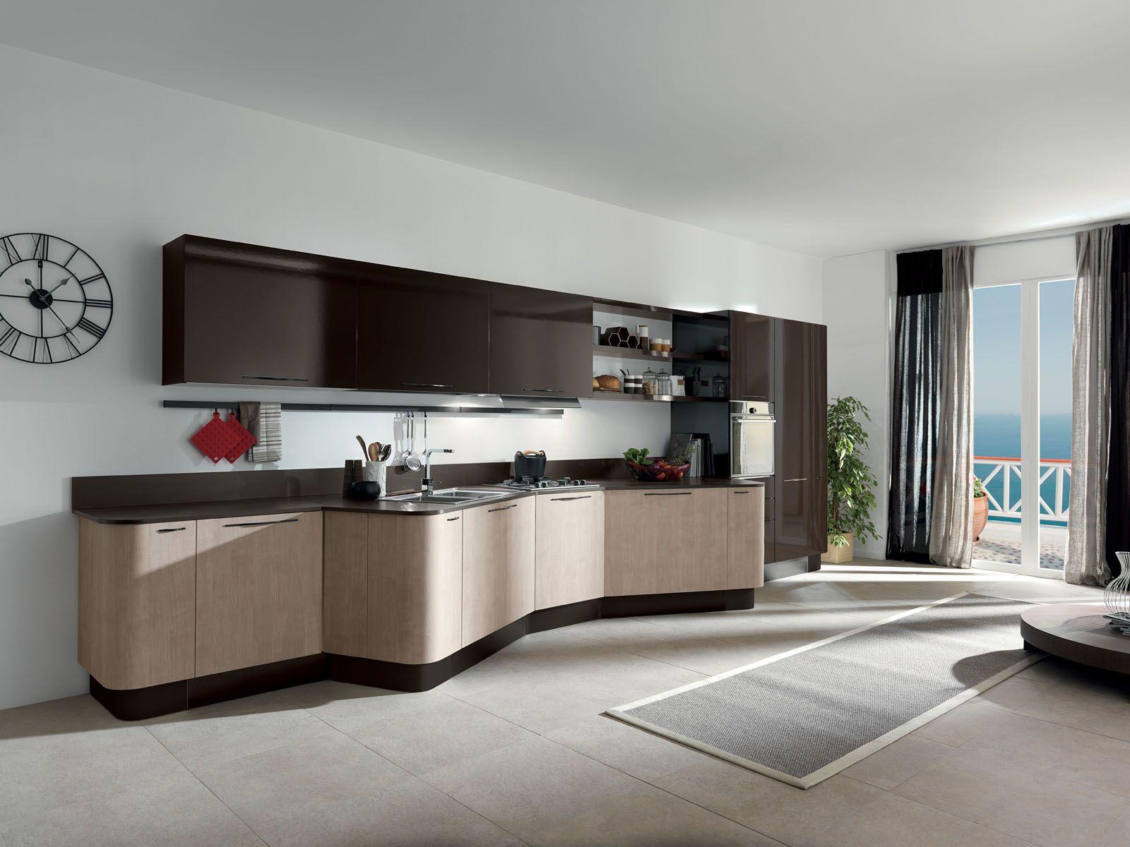 Cucine Aran | Le cucine di Sicom Arredamenti | Pinterest | Piccolo ...