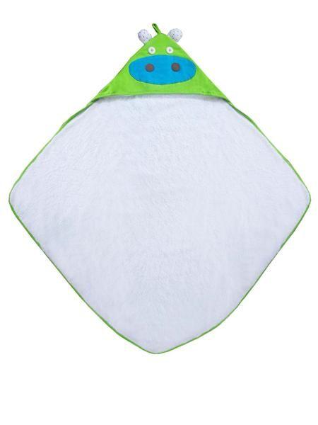 toalha hipotamo verde