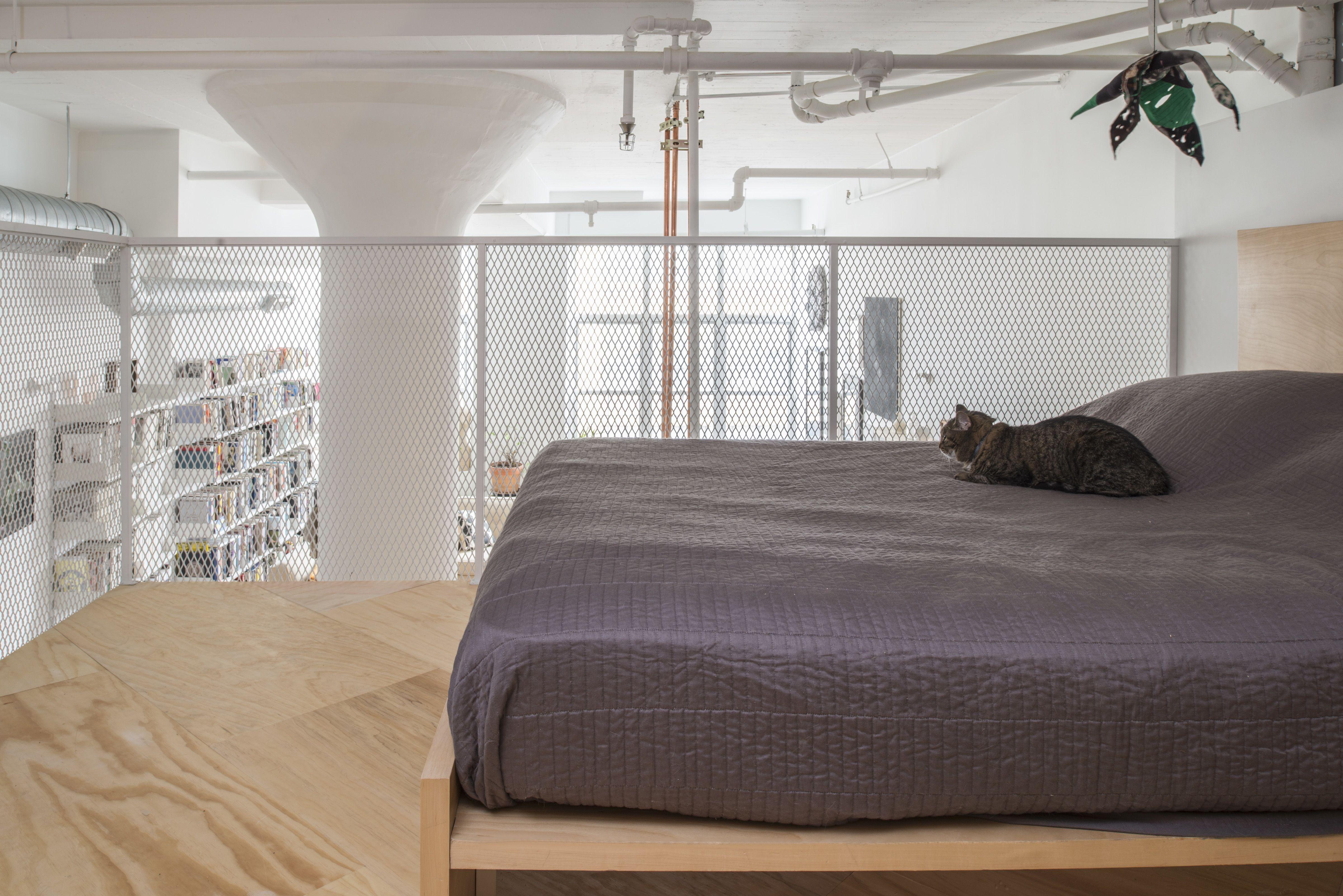 this brooklyn fashion designer s cozy loft was renovated on a budget