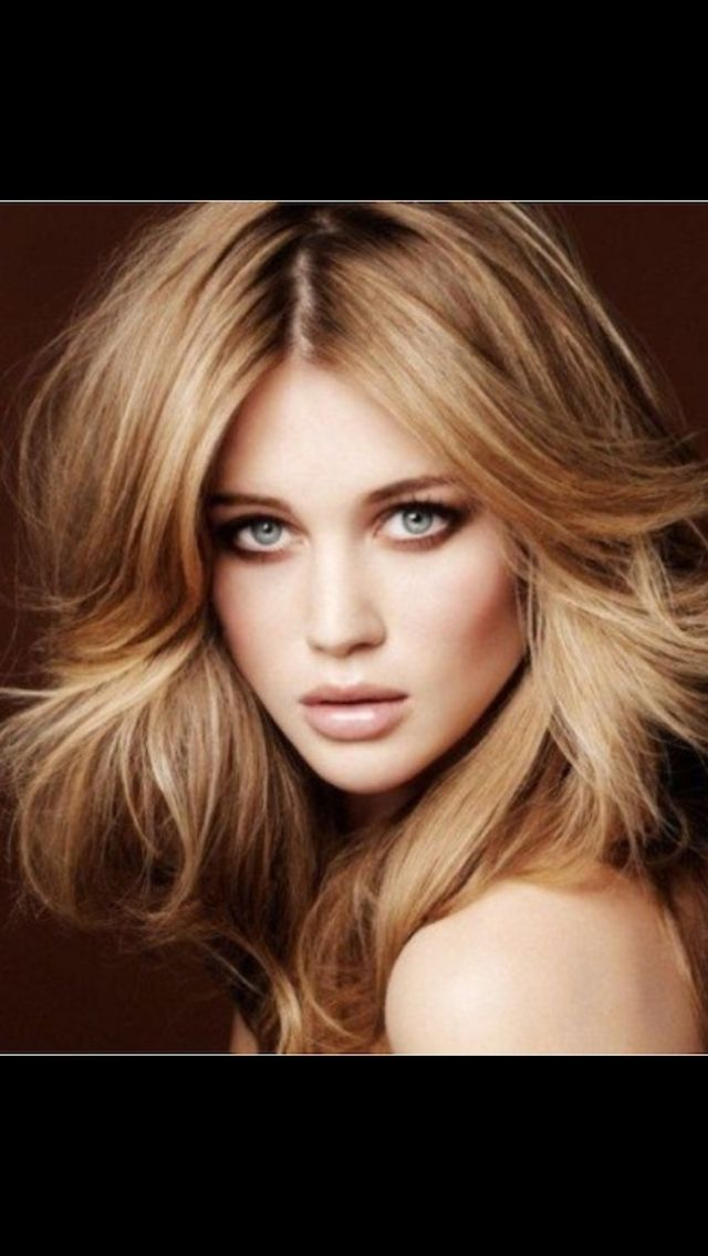 Warm Blonde Look Book Warm Blondes Pinterest Blondes