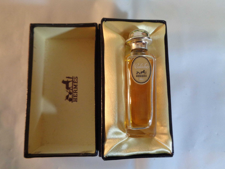 Hermes Parfum Caleche Made In France Half Full 14 Fluid Ounce