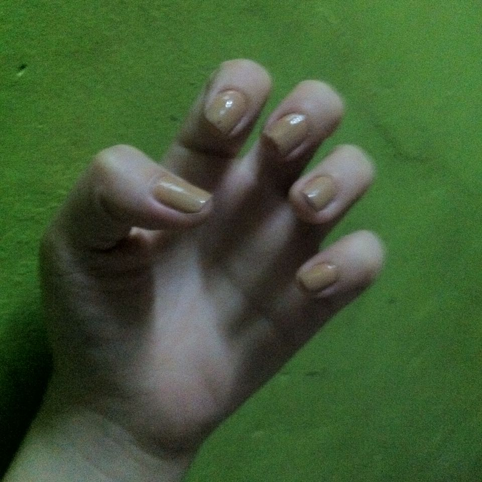 My nails.. In the shade of beige #nail #beige | My Nails/Nailpolish ...