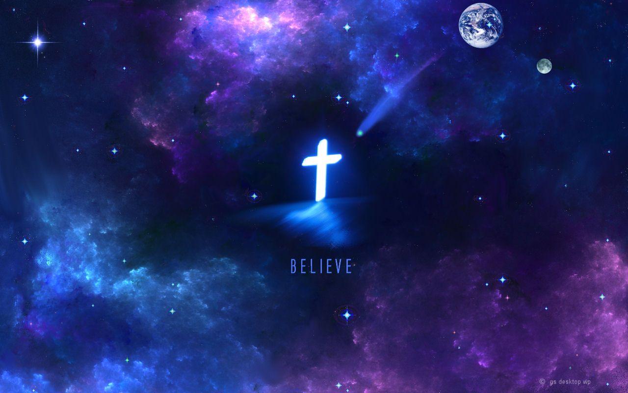 Google chrome themes jesus christ - Religious Christian Black Hole Galaxy Cross Jesus Christ Savior