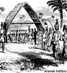 053 flp-suriname-1636   Suriname, Kwamalasamutu, Trio ...   Arawak Indians Suriname South America