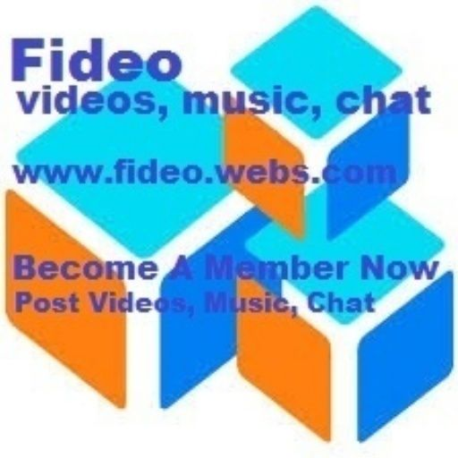 Join Fideo Social Media today for free and post videos, chat with other members and more. www.fideo.webs.com.