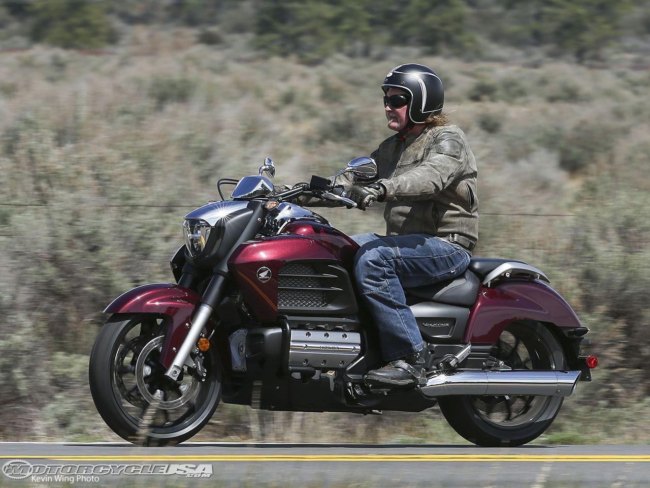 2014 Honda Valkyrie First Ride Photos Motorcycle USA