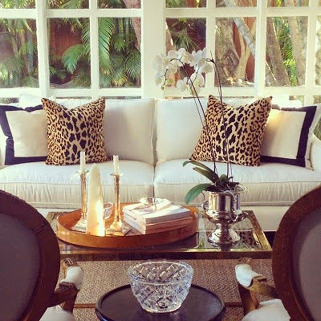 needs tips on decorating with animal print check out our
