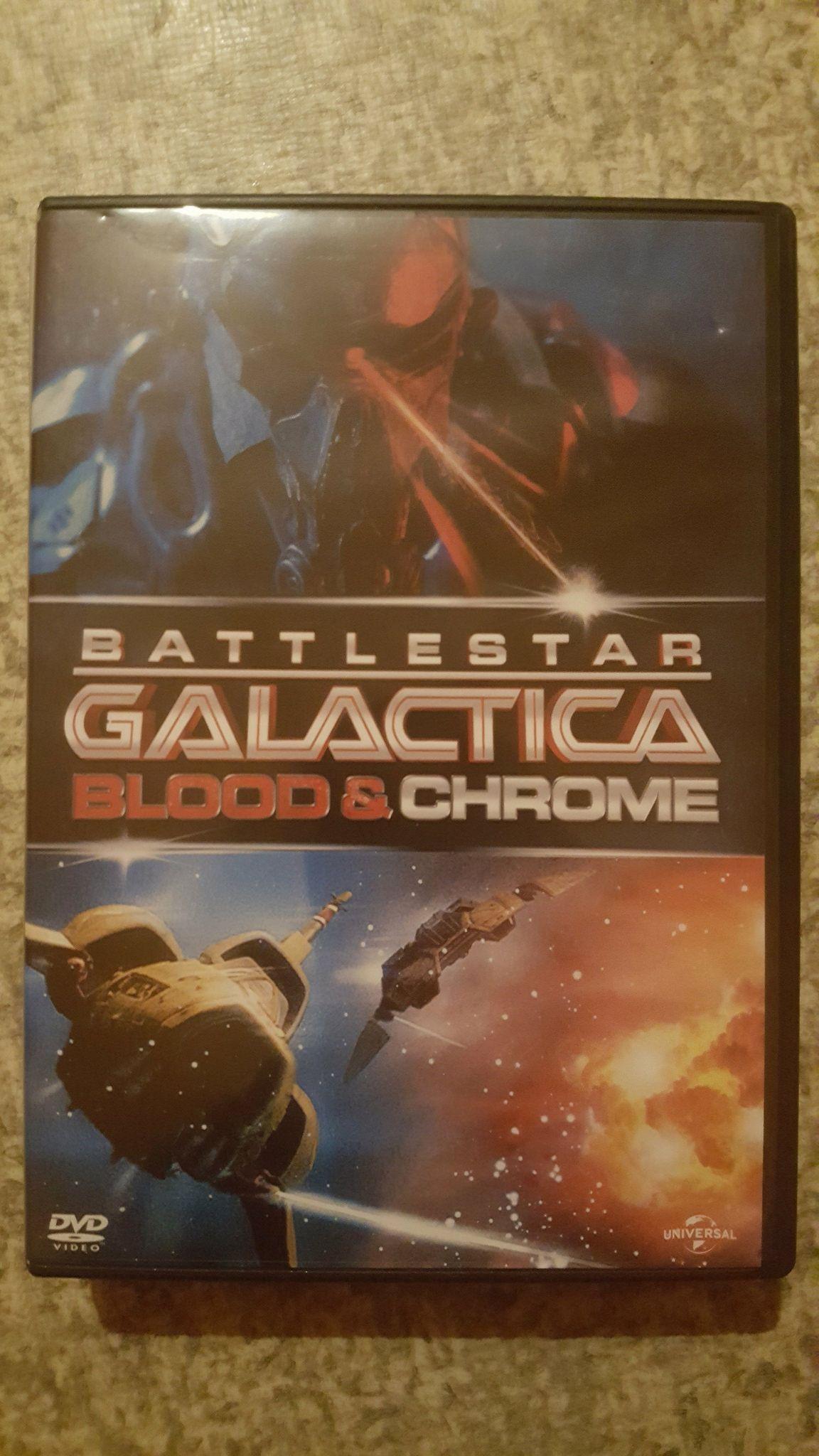 Battlestart Galactica Blood And Chrome Blood Chrome Cards