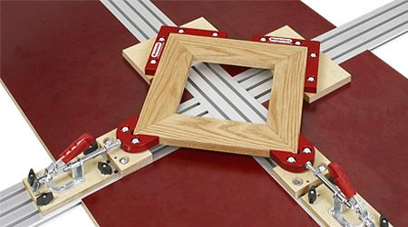 Picture Frame Miter Clamp Jig Frame Clamping With