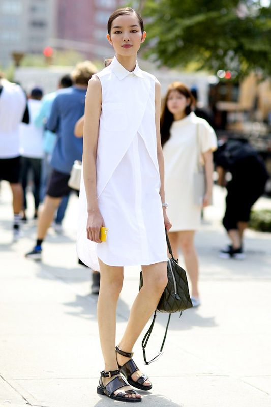 50 Gorgeous Models Off Duty Snaps from NYFW Spring 2015 | Popbee - a fashion, beauty blog in Hong Kong.
