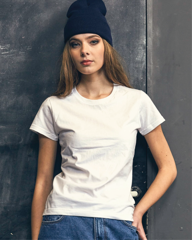 7367fec5 $15 Anvil 880 Ladies Ringspun Fashion Fit T-Shirt with Tear Away Label  #clothing #clothes #dress #shirts #fashion #men #women #menswear  #womensfashion ...