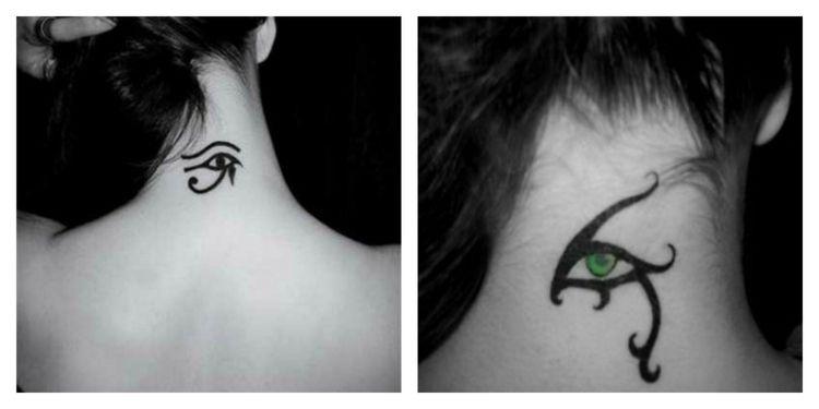 Tatouage Oeil D Horus Tatouages