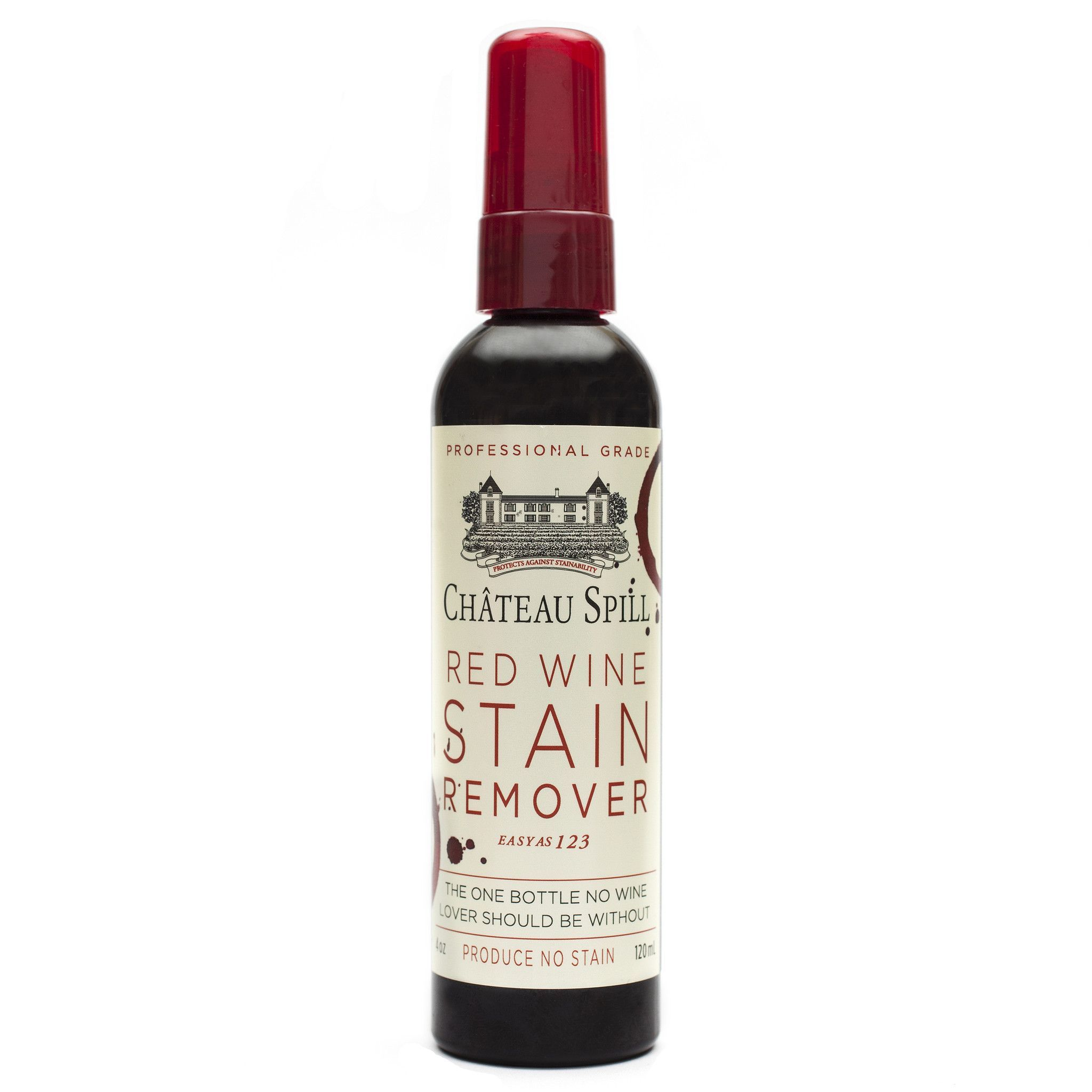 12 Common Entertaining Problems Solved Red wine stains