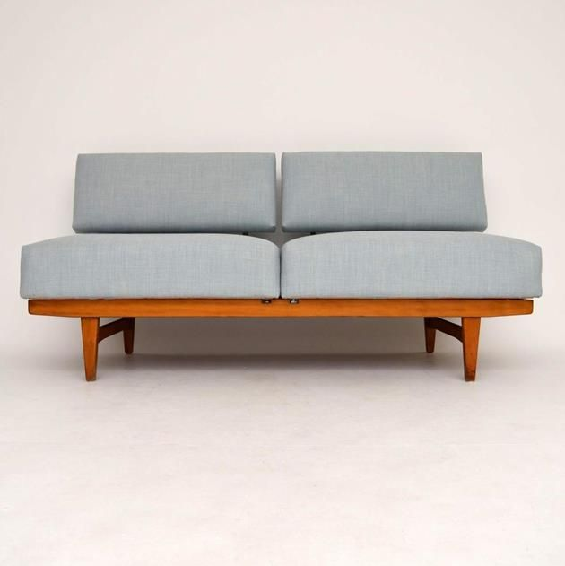 Flexsteel Sofa Retro Sofa Bed Daybed by Wilhelm Knoll Vintage us Sofas Pinterest Daybed Retro and Vintage
