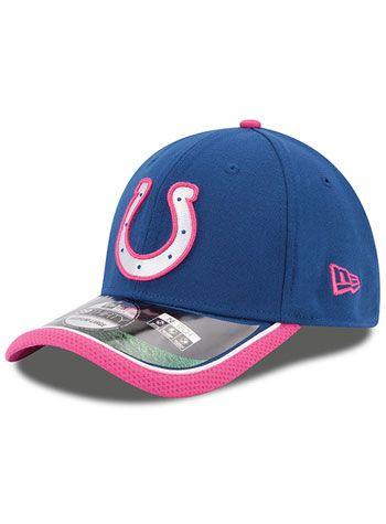 d65054ce5e3 Colts New Era 39THIRTY BCA Hat