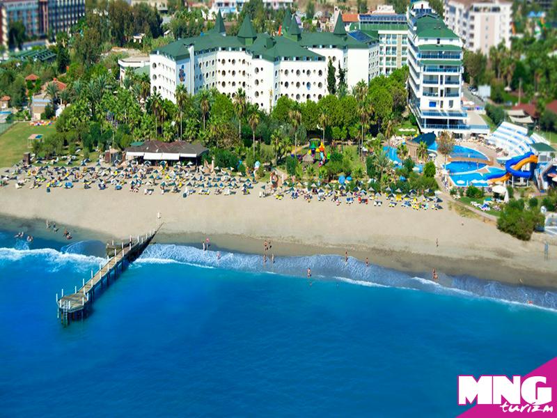 Mc Beach Resort Kendinizi Ozel Hissedeceginiz Rahatligi Konfor Ve Eglenceyi Yasayabileceginiz Bir Dunyayi Ultra Her Sey Dahil Konsepti Ile Oteller Turizm Spa