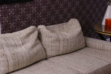 How To Fix Frumpy Looking Cushion Pillows Sofa Cushion Fix Before