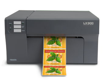 Print Full Color Labels Fast And On Demand With A Primera LX900 Label