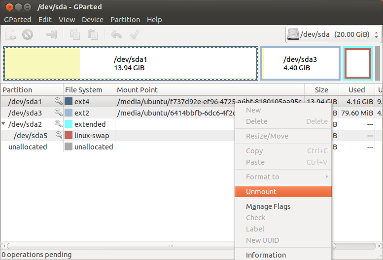 GParted: An Open-source and Free Partition Editor For Linux