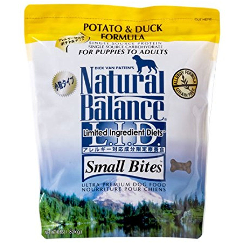 Natural Balance Dry Dog Food, Grain Free Limited