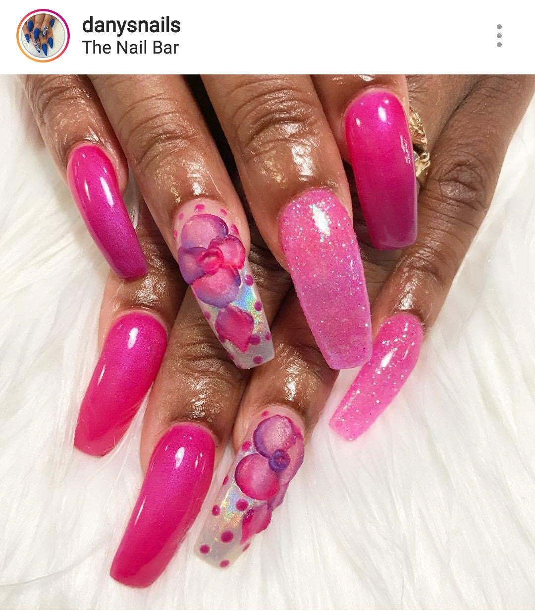 danysnail on Instagram The Nail Bar (Bronx, NY)   Nails