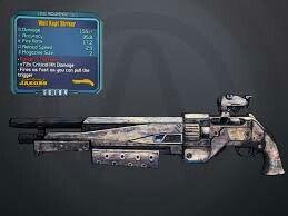 Striker Legendary Weapon - Borderlands 2   Borderlands   Borderlands