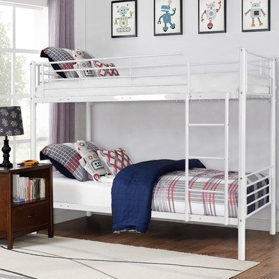 Harriet Bee Starks Twin Bunk And Loft Bed Products Pinterest