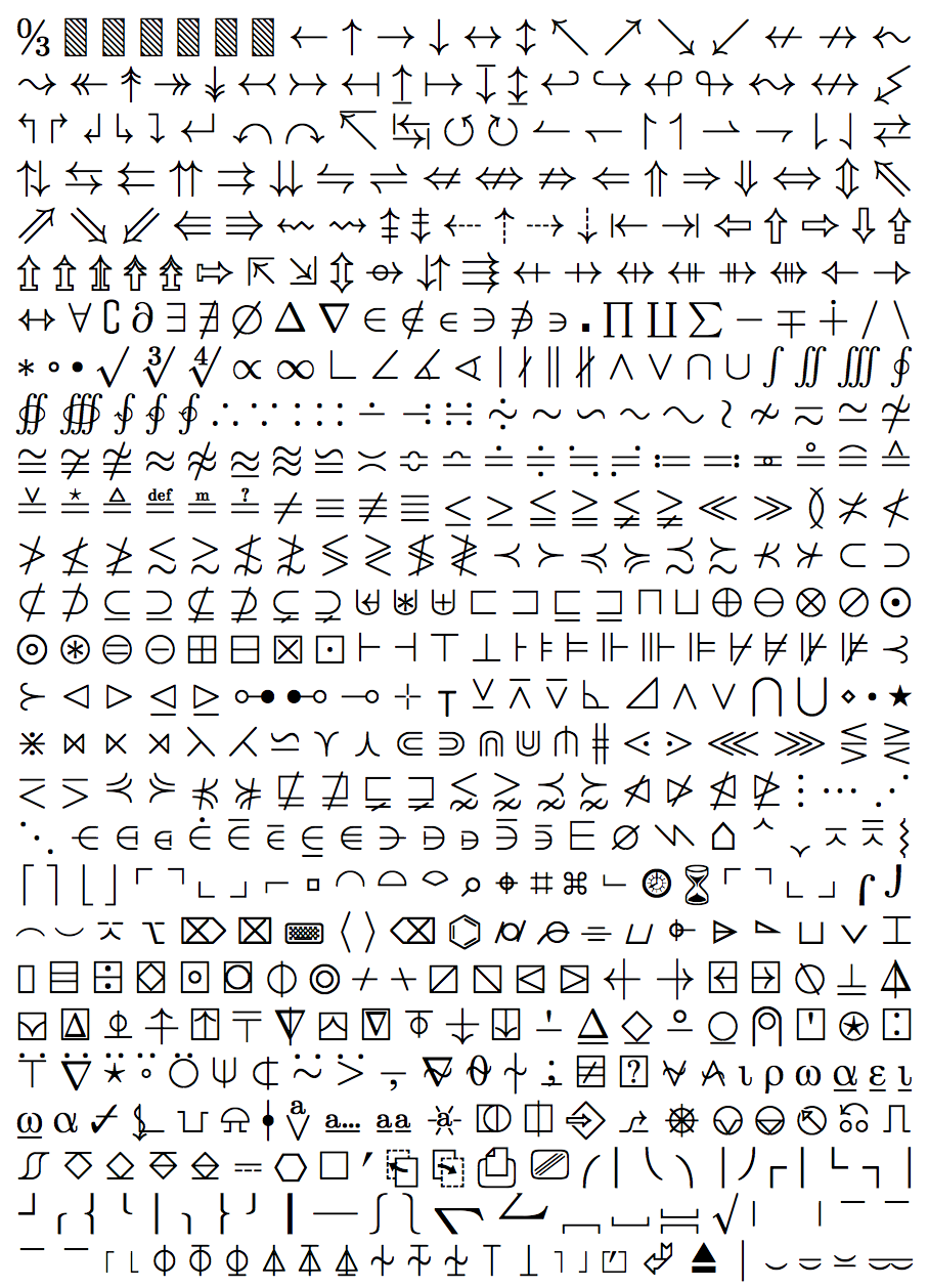 Unicode fonts for ancient scripts symbols pinterest unicode unicode fonts for ancient scripts buycottarizona Choice Image