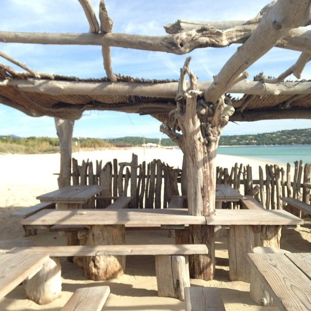 club 55 beach st tropez sainte maxime pinterest. Black Bedroom Furniture Sets. Home Design Ideas