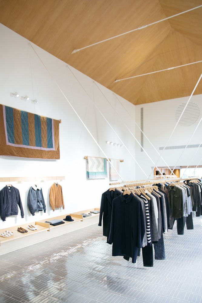 A.P.C. Melrose Place in Los Angeles, CA