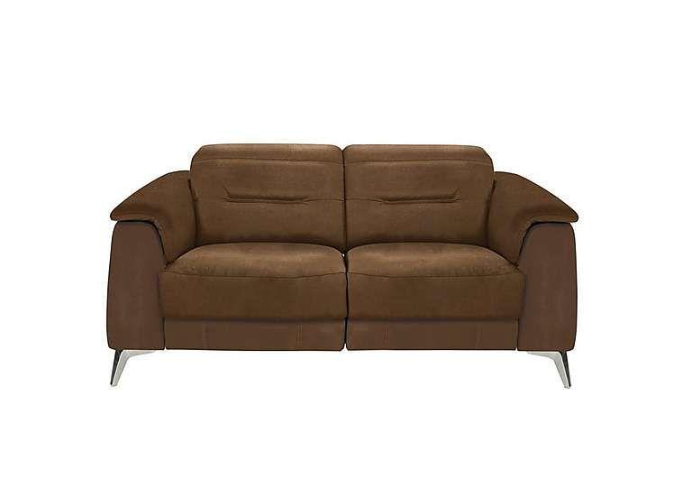 furniture village sanza 2 seater fabric recliner sofa designer rh pinterest com