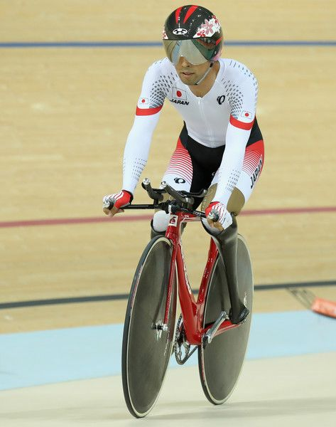 Masaki Fujita of Japan competes in the Men's C1-2-3 1000m Time Trial Track Cycling on day 3 of the Rio 2016 Paralympic Games at the Olympic Velodrome on September 10, 2016 in Rio de Janeiro, Brazil.