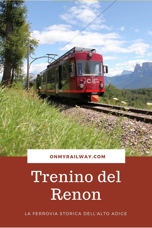 Trenino del Renon: la ferrovia slow di Bolzano nel 2020 | Viaggi in treno,  Alto adige, Paesaggi