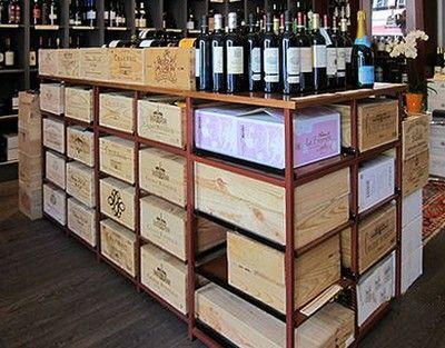 casiers bouteille casier vin rangement du vin. Black Bedroom Furniture Sets. Home Design Ideas