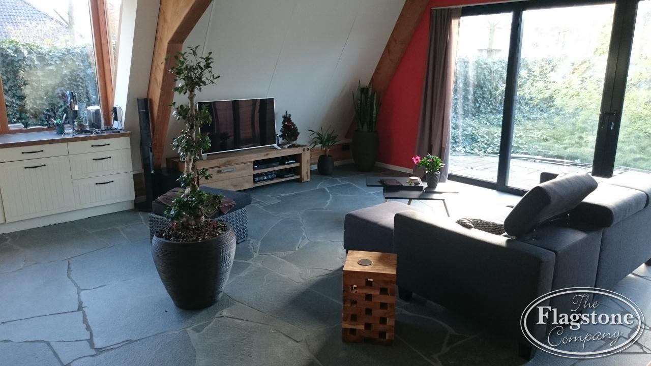 Flagstones alta kwartsiet woonkamer geplaatst door alex koppelman