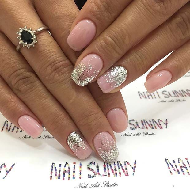Elegant Nail Designs For Prom: 43 Beautiful Prom Nails For Your Big Night