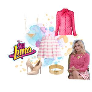 soy luna shop this look son luna vestuario soy luna i cosas de soy luna. Black Bedroom Furniture Sets. Home Design Ideas