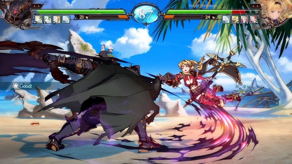 'Granblue Fantasy Versus' Review Quality As Fine As The