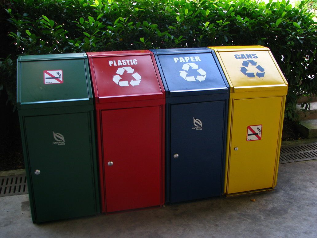 Hortpark Recycling Bin By Cheejyg On Deviantart Recycling Bins Recycling Bins