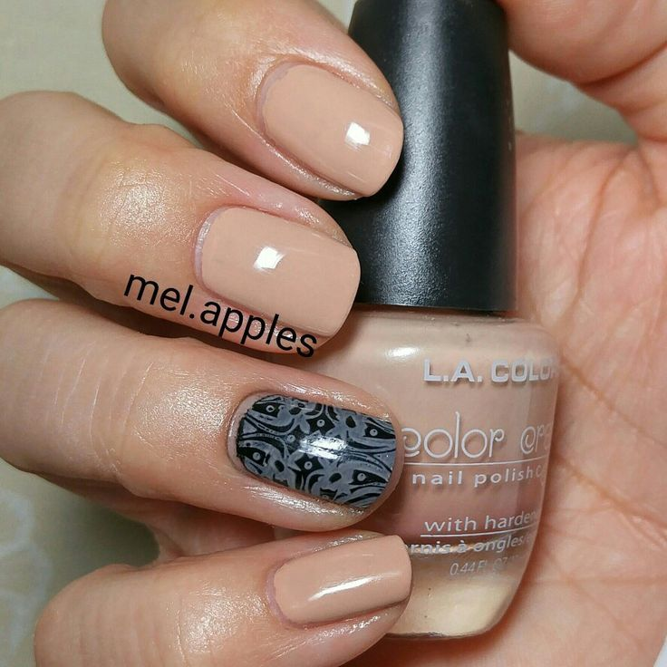 LA Colors Color Craze - Simply | Nail polish, Nails, Hair ...