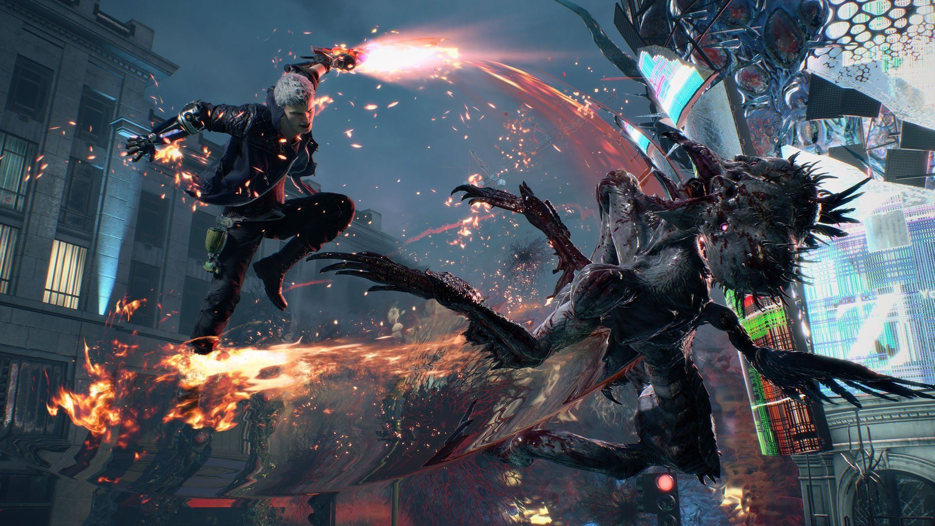 Pin On Devil May Cry Devil may cry 4 wallpaper hd 1080p