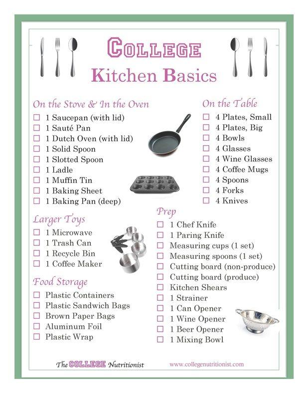 Good Basic List