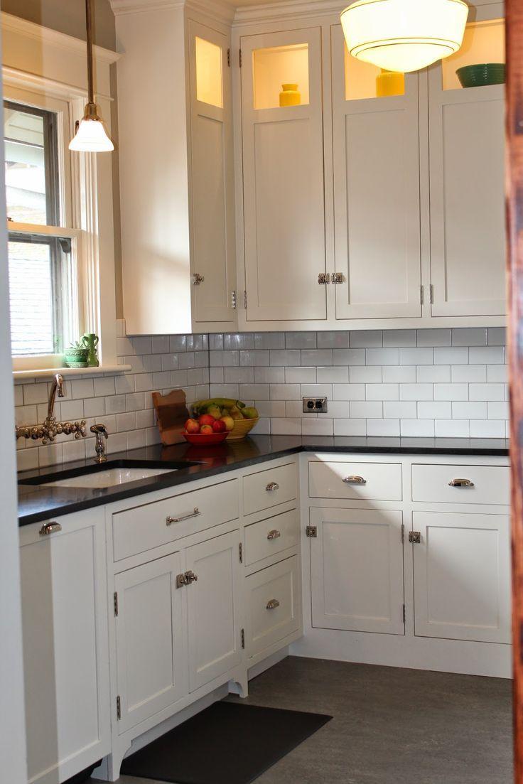 Image Result For 1910 Arts And Crafts Kitchen Pictures Kitchen Layout Diy Kitchen Renovation Vintage Kitchen Cabinets